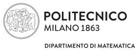 Ingegneria matematica dipartimento di matematica for Master polimi